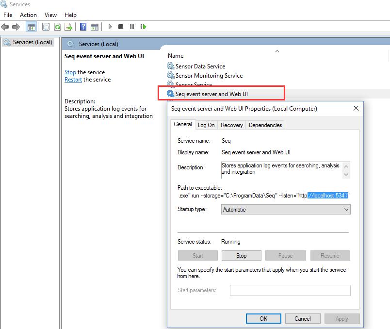 Asp Net MVC中配置Serilog的方法,mvcserilog_關於 NET